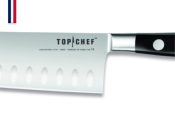 Top Chef - Couteau Santoku 18cm – Made In France